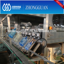 Cost saving 5gallon bottle washing filling capping machine