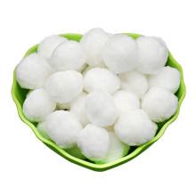 Industrial Wastewater Treatment Solar Cotton Hydrophobic Filter Material Fiber Balls