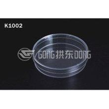 CE y FDA certificaron el plato 90 * 20m m de Petri de la alta calidad (plástico)
