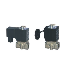 Direct acting and normally closed type 2/2 way solenoid valve 2KS series fluid control valves