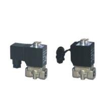 Válvula solenóide de ação direta e normalmente fechada tipo 2/2 vias Válvulas solenóide de controle de fluido série 2KS