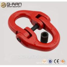 G80 Cadena de anclaje de acero de aleación conexión enlace