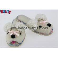 Плюшевые мультфильм овец Дети тапочки крытый детская обувь