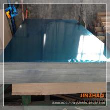 Jinzhao hot sale anodise les plaques en aluminium