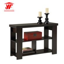 Nuevo diseño de madera simple de mesa central