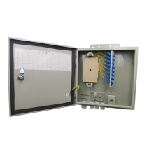 Fiber Optical Distribution 24 Cores Weatherproof Enclosures