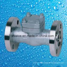 Фланцевый обратный клапан из нержавеющей стали