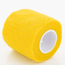 High quality Self Grip Bandage and the most professional cohesive elastic bandage with tattoo grip