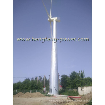 china manufacture 100kw 200kw horizontal axis wind power generator price