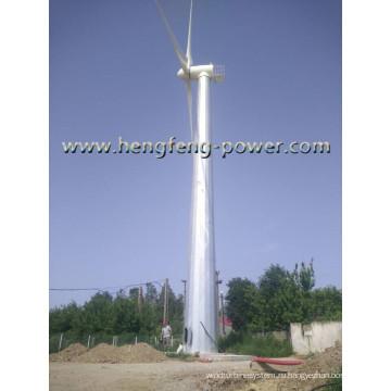 Китай производство 100kw 200kw горизонтальной оси ветра мощность генератора Цена