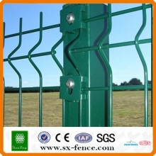 China Alibaba Trade Assurance Powder coated Welded Wire Mesh Fence Clamps