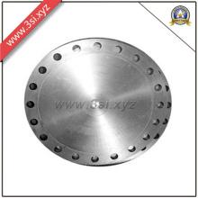 Calidad ASME16.5 A105 Bridas ciegas (YZF-M114)