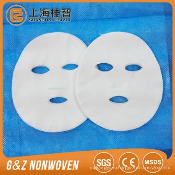 маска для лица сырые material100%хлопок нетканых ткани