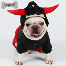 Halloween ou vêtements de combinaison de chien d'hiver de Noël