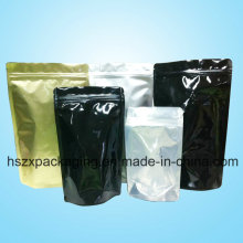 Stand up Zipper Bag Aluminum Foil Packaging Food Bag