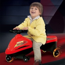 Bat Wheeled ride på bil baby wiggle fordon