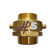 Brass Fire Hose Pin Lug Swivel Adapter, Swivel Adapters Fittings