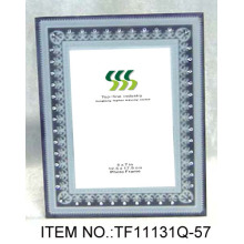 Red Acrylic Glass Photo Frame