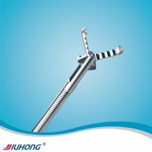 Jiuhong desechables agarrar fórceps con dientes de cocodrilo