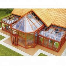 Фошань Ваньцзя завод алюминиевая крыша солярия крыши
