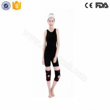 Используется физиотерапевтическая аппаратура спортивное оборудование для поддержки колена