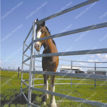 Hot Dipped Galvanized Used Livestock Panels