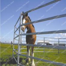 Горячие окунутые оцинкованные панели для скота