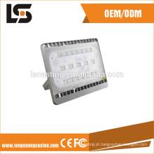 Caixa de luz de rua LED de alumínio de boa qualidade OSRAM