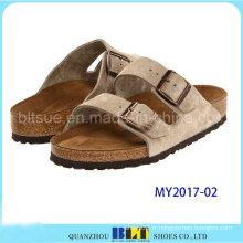 Sandales en liège souple Comfort et Style