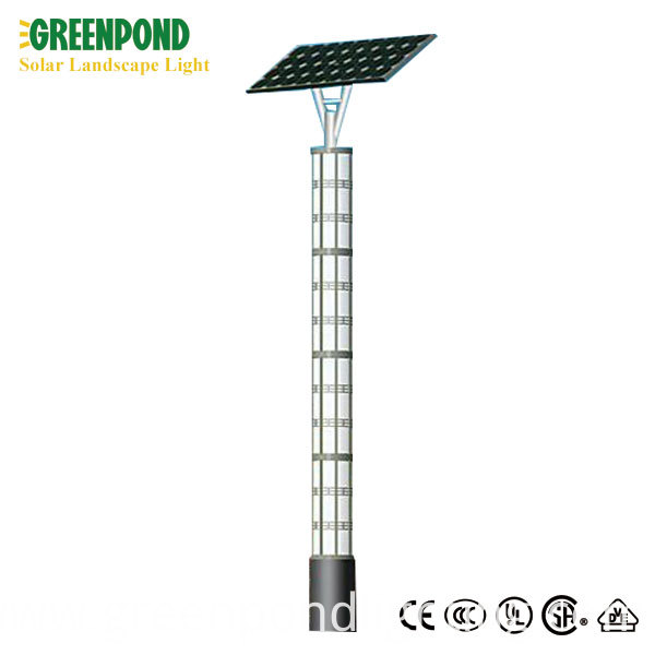 Acclaimed Solar Landscape Lamp
