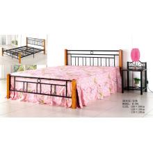 China Großhandel Stahl Bett (B-301 #)