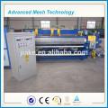 High quality making zinc steel mesh roll equipment