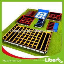 Открытый огромный трамплин парк в Китае LE.T2.409.111.01
