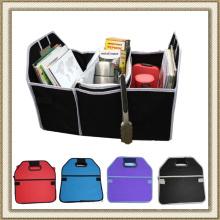 Organizador de mala dobrável e conjunto refrigerador