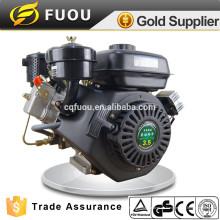 Inyección de combustible del motor diesel de cilindro simple para bomba de agua 3.5hp