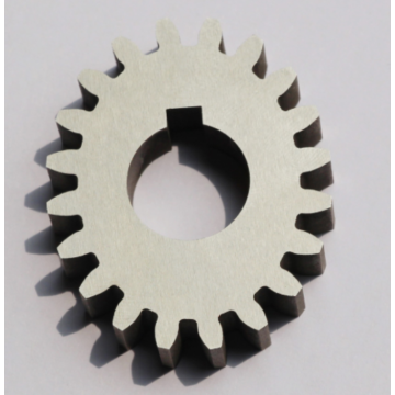 Stainless Steel Gear Cutting Parts