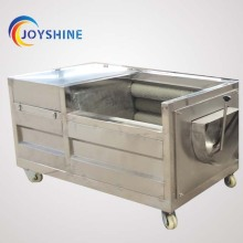 Multifunctional fruit and vegetable Roller Washer machine