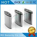 Card Barcode Automatic Flap Barrier Turnstile Door