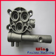OEM customized ADC 12 die casting auto cars spare parts