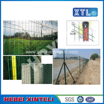 PVC Coated Goat Fence
