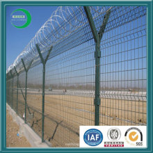 Hot Rolled New Designed Style Wire Mesh Flughafen Fechten (XY-65G)
