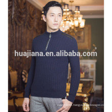 2017 fashion man's cashmere knitting pullover