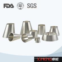 Raccord de tuyau de réduction de qualité alimentaire en acier inoxydable (JN-FT5005)