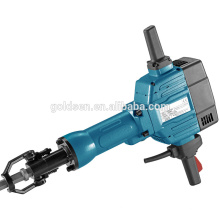 825mm 63J 2200w Energía Demolición Jack Hammer Portable Electric Concrete Breaker GW8079