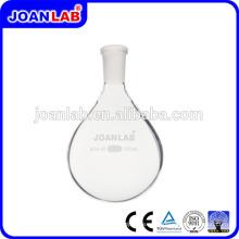 JOAN LAB Frascos de evaporación de vidrio de borosilicato en forma de pera