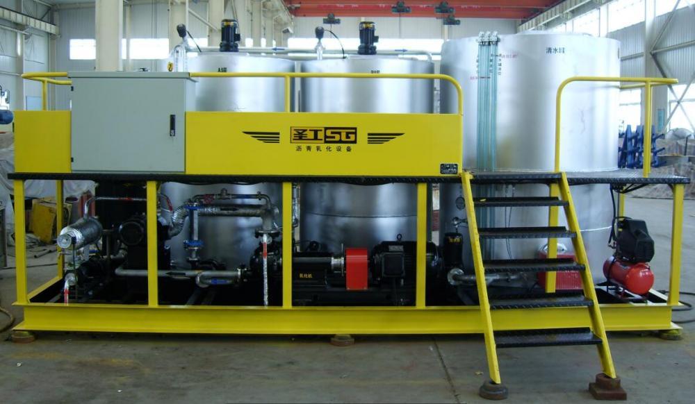 6t Emulsion Plant