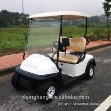 2 + 2 bon marché électrique utilisé véhicule de patrouille militaire avec de haute qualité