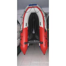 Ar livre infláveis desportivos SD360 barco marinho com CE