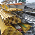 Factory Direct Manufacture GRP/FRP Pultruded Round Pipe Rod Profiles FRP Profile