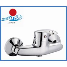 Robinet de mélangeur de robinet de cuisine à eau chaude et froide (ZR20104-A)